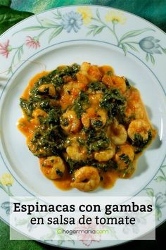 Cocina – Recetas y Consejos My Favorite Food, Favorite Recipes, Dinner Bowls, Cooking Recipes, Healthy Recipes, Small Meals, Keto Meal Plan, Fish Dishes, Shrimp Recipes