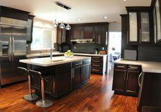 Beautiful kitchen- Jeff Lewis design | Kitchen | Pinterest | Jeff ...