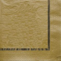 Gold Holiday Napkins