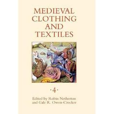"Netherton, Robin, ""The View From Herjolfsnes: Greenland's Translation of the European Fitted Fashion,"" Medieval Clothing and Textiles, Vol. 4.  Robin Netherton and Gale R. Owen-Crocker. Rochester: Boydell & Brewer, 2008. 143-171.  Print."