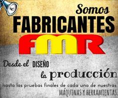 FMR | Somos fabricantes de máquinas y herramientas para joyeros y artesanos.