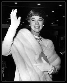 Julie Andrews ………………..For more classic 60's and 70's pics please visit and like my Facebook Page at https://www.facebook.com/pages/Roberts-World/143408802354196