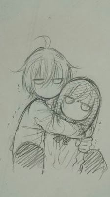 Anime Drawings Sketches, Anime Sketch, Cute Drawings, Kawaii Drawings, Indie Drawings, Chibi Sketch, Psychedelic Drawings, Cartoon Sketches, Pencil Art Drawings