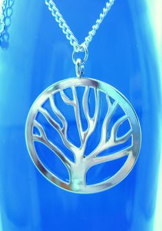 Tree of Life Necklace by TheGoodLifebyKatie on Etsy, $13.00