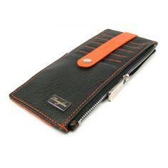 Pouzdro na karty s přezkou - peněženky AHAL