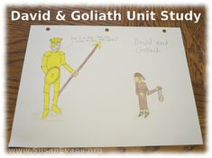 David and Goliath unit
