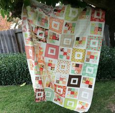 shortcake quilt top inspiration found on http://instagram.com/p/vrdkqBSQlc/