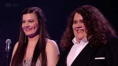 Jonathan & Charlotte Final [HD] Britains got talent 2012  A beautiful example of loyalty and friendship as well.