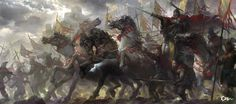 30+ Digital Paintings époustouflants du maître chinois Wei Feng