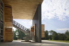 Abercrombie & Fitch Building U / Mj Sagan Architecture