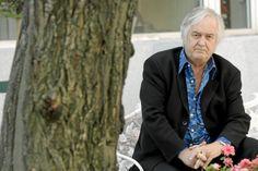 Wallander resucitado, El escritor sueco Henning Mankell en una visita a Madrid