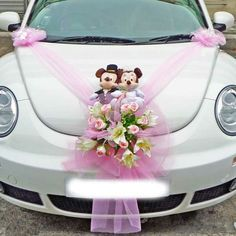 car decoration for wedding in pune
