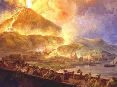 Pompeii Volcano Eruption | Pompeii – The Last Days Part IV » Napoli Unplugged