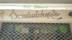 SANDWICHERIE by CRONER