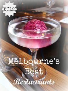 top 10 Melbourne Restaurants