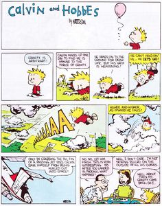 Teheheee... The Essential Calvin and Hobbes