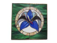 Summer gifts by Alina Volkova on Etsy Blue Wall Clocks, Clock Wall, Unique Wall Clocks, Clock Decor, Wall Art, Clock Flower, Flower Wall, Wall Clock Vintage Style, Clock Display