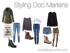 Styling Doc Martens