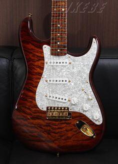 Fender Custom Shop MBS 59 Stratocaster NOS 5A-QMT / Ash Back 5A-BirdsEye Maple Neck Master Built By Yuriy Shishkov