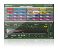 BATTERY 3  Iv had battery 3 for a while now & this is still my number one drum sampler, can take a while to get your head round & can be quite CPU heavy but its well worth it & has some great features..