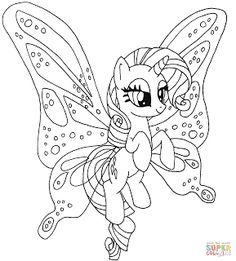 Coloring Pages my little pony coloring pages my little pony