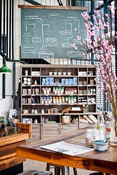 Market Lane Coffee in Melbourne (via Claire Larritt-Evans).