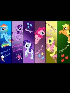 The Best of the Mane 6