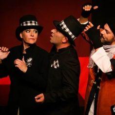 """Au Kawa Théâtre, Stéphane Hervé replonge dans l'œuvre de Molière, """"Le malade imaginaire"""", en proposant une mise en scène teintée de folie douce."""