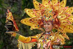 Sinulog Festival Dancer, Philippines