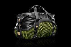 Nike Football Rebento Duffel - The World's First 3D Printed Performance Sports Bag • Highsnobiety