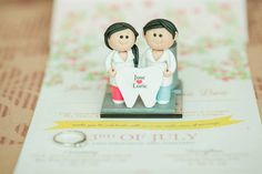 mini us Our Wedding, Dream Wedding, Thank God, First Love, How To Memorize Things, Place Card Holders, Mini, First Crush, Thank You God