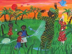 African Theme, African Art, Africa Craft, Digital Story, Sierra Leone, Pre School, Safari, Projects, Crafts