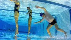 Synchronised swimming is one of the most challenging Olympic sports, and it is claimed that it takes more hours of training to reach competition standard than any other sport at the games. Mike Bushell dipped his toes in the water to find out more. http://www.bbc.com/news/uk-37068904