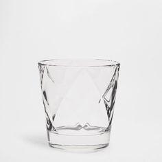Diamonds Tumbler and Jug - Glassware - Tableware | Zara Home United Kingdom