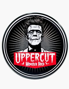 Uppercut Deluxe Monster Hold has been formulated by barbers to have brutal staying power. The specialized formula contains paraffin, wax, lanolin and beeswax to be powerful and even sweat resistant. The super strong pomade will hold up against any hair st