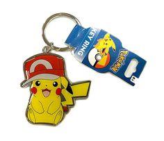 Pokemon Pikachu Key Chain