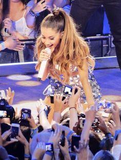 Ariana Grande... - Ariana Grande Style