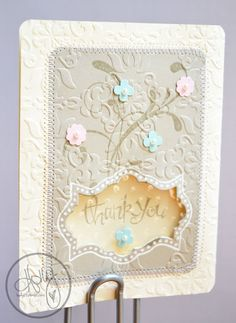 Stampin' Up! Card using Everything Eleanor