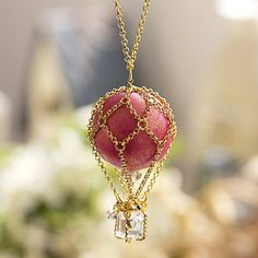 Charming necklace!