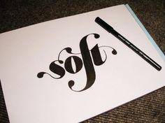 Hand lettering + Script