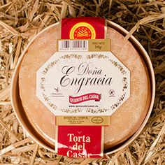 DOÑA ENGRACIA TORTA DE CASAR QUESO CON D.O