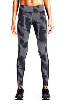 Nike Sz M Womens Epic Lux Printed Dri-fit Stay Warm Running Tights 644956  010 2c7aea61d4