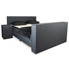 Boxspringbett ikea grau  ÅRVIKSAND Boxspringbett - 140x200 cm - IKEA | Home | Pinterest ...