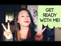 Get Ready With Me! Fall Edition (Make Up and Outfit!): Girls Night Out  Livia McQueen - YouTube