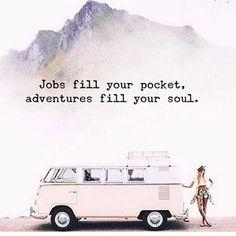 Adventures make life fun!!