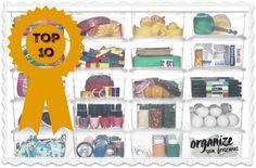 10 TOP Produtos Organizadores de 10 TOP personal Organizers