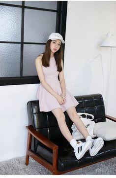 Korean fashion fresh princess skirt