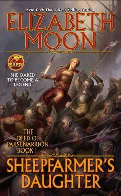 N L ebook   book 1 of The Deed of Paksenarrion   pp  The Sheepfarmer's Daughter by Elizabeth Moon
