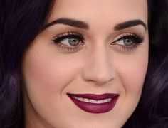 Love this lipstick color! Katy Perry @ Billboard Music Awards