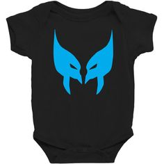 1451a0bea8292 Looking for wolverine mask x men avengers marvel comics gift baby bodysuit  by saepuloh on an